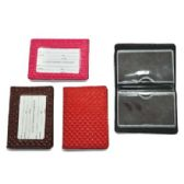 72 Units of CREDIT CARD HOLDER - PURSES/WALLETS