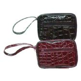 72 Units of ALLIGATOR SKIN LOOK COIN PURSE - PURSES/WALLETS