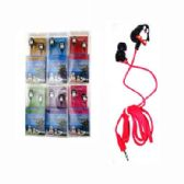 72 Units of PENGUIN EARPHONE - Headphones and Earbuds