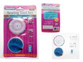 96 Units of 72pc Sewing Tool Set - SEWING KITS/NOTIONS