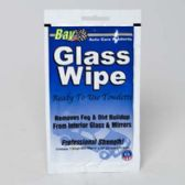 240 Units of Auto Glass Wipe 1ct 9 X 12