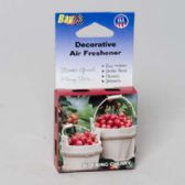 240 Units of Air Freshener Decorative Morning Cherry
