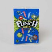 72 Units of 4 Oz Sour Punch Bites Peg Bag - Food & Beverage