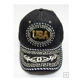 36 Units of USA Cap - Hats With Sayings