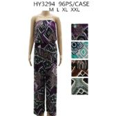 48 Units of Womans Fashion Jumpsuit Assorted Print - Womens Rompers & Outfit Sets