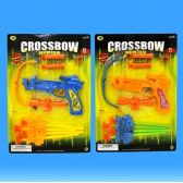 96 Units of Arrow gun set in blister card - Toy Weapons