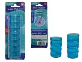 144 Units of 7 Day Pill Box - Pill Boxes and Accesories