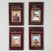 48 Units of Book Paperback Illustr Classics 4asst Oz/alice/time Machine/ Journey To Center Of Earth - Activity Books