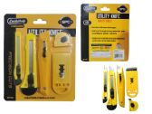 96 Units of 5pc Utility Knives - Box Cutters and Blades