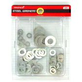 120 Units of 41PC. STEEL WASHERS
