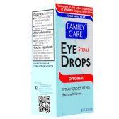96 Units of .5 OZ ORIGINAL EYE DROPS SAFTY SEALED - Medical Supply