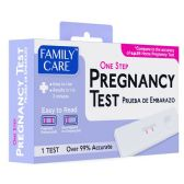 72 Units of ONE STEP PREGNANCY TEST EASY TO READ RESULYS IN 1 TO 3 MINS - Medical Supply