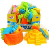 48 Units of ASST BEACH TOYS IN NET BAG & DISPLAY BOX - Beach Toys