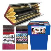 144 Units of DSD - LADIES FASHION WALLETS ASST STYLES AND COLORS - PURSES/WALLETS