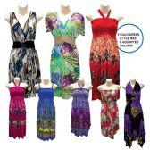 36 Units of 36 ASST LADIES SUMMER DRESSES