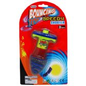 48 Units of Light-Up Bouncing Spinning Top - Boy Play Sets
