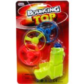 60 Units of 3 Piece Flying Saucers w. 5 Inch Wind-Up Shooter - Boy Play Sets