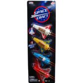 48 Units of 4 Piece Mini Space Shuttles