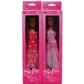 "72 Units of African American ""Sofia"" Doll"