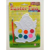 72 Units of Easter Fun Paint Set