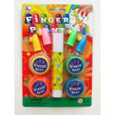 72 Units of Finger Paint Set