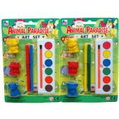 72 Units of Animal Art Play Set