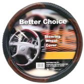 50 Units of PLASTIC STEERING WHEEL COVER PRINTED - Auto Steering Wheel Cover