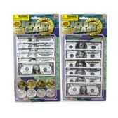144 Units of KIDDY CASH 2 STYLES ASSORTED