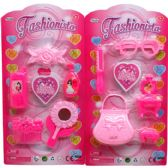 48 Units of Six Piece Fashionista Play Set - Girls Toys