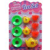 96 Units of Eight Piece Tea Set Toy - Girls Toys