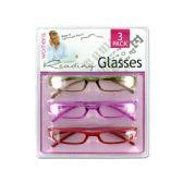 12 Units of Women's Reading Glasses - Reading Glasses