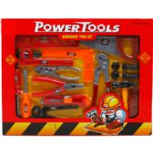 24 Units of POWER TOOLS PLAY SET IN WINDOW BOX - Tool Sets