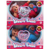 "18 Units of 12"" B/O LOVELY DAISY DOLL W/ACCSS & 4 SOUNDS IN WINDOW BOX - Dolls"