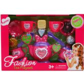 24 Units of 13PC FASHION TEA PLAY SET IN WINDOW BOX - Toy Sets
