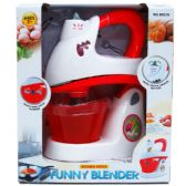 24 Units of B/O TOY BLENDER W/LIGHT IN OPEN BOX - Novelty Toys