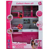 """12 Units of 10""""x13"""" MY BEAUTIFUL KITCHEN STOVE& ZINK IN TRY ME WINDOW BOX - Toy Sets"""
