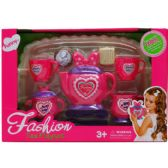 12 Units of FASHION TEA PLAY SET IN WINDOW BOX - Girls Toys