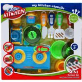 18 Units of 13PC COOKING PLAY SET IN WINDOW BOX - Toy Sets