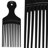 288 Units of PIK COMB 1PC BRUSH - Hair Combs