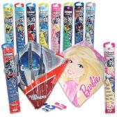 60 Units of KITE,23Lx22W ASST LICENSED S - Summer Toys