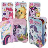 96 Units of LITTLE PONY BOARD BOOKS ASSORTED STYLES - Activity Books