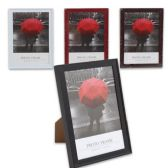 72 Units of PHOTO FRAME,5x7 LUXIE 4AST PL