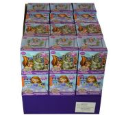 72 Units of SOFIA THE FIRST CUBE PUZZLE IN DISPLAY - Puzzle Books