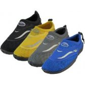"36 Units of Men's ""Wave"" Water Shoes - Men's Aqua Socks"