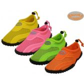 "36 Units of Women's ""Wave"" Water Shoes - Women's Aqua Socks"