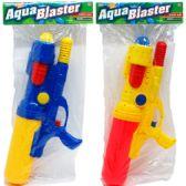 "12 Units of 22"" WATER GUN W/PUMP ACTION IN POLY BAG W/HEADER ASST."