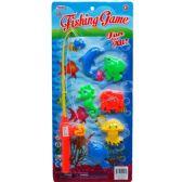 48 Units of 8 Piece Fishing Game Set