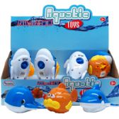 "72 Units of 5.5"" W/U ASSORTED AQUATIC TOYS IN DISPLAY BOX - Summer Toys"