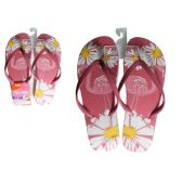 72 Units of SLIPPER WOMEN FLIP SOLID 5-10