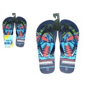 72 Units of Slipper For Boy 3asstsize - Boys Flip Flops & Sandals
